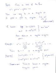 MATH 212 Lecture 31 Notes