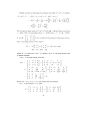 Linear Algebra Solutions 44
