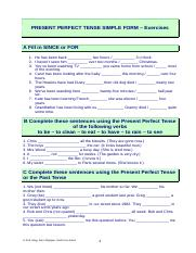 PRESENT_PERFECT_TENSE_SIMPLE_FORM_Exercises.doc