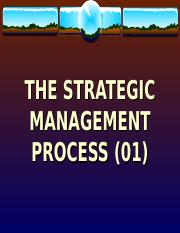 01MBA The St Mgmt Process