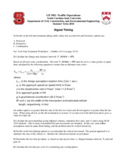 CE 502 Signal Timing Notes Summer 2010 (1)