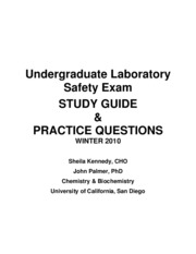 1 09 lab questions In this lab, you will be  (1) the second set of  reaction stoichiometry is based on the balanced chemical equation for any given reaction.
