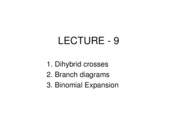 bicd 100 - lecture 9