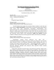 17+ Contoh surat dakwaan dan eksepsinya terbaru terbaru