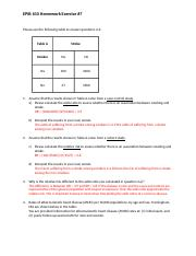#7_Homework Exercise 7 Cohort Studies_Answer Key-1.docx