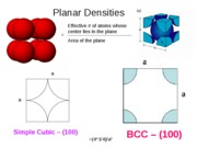 Eplanar and linear densities