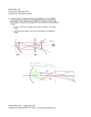 Phys-101-Final-2011-Solutions
