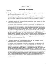 FIN644 - Solutions Slides 9 - Text.docx