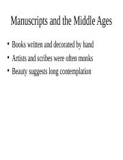 Manuscripts%20and%20the%20Middle%20Ages