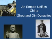 Empires Unify China