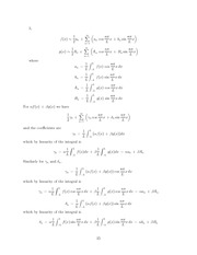 Differential Equations Lecture Work Solutions 35