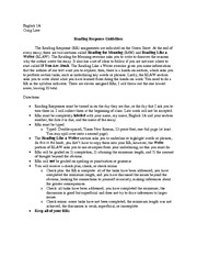 English 1a observation essay