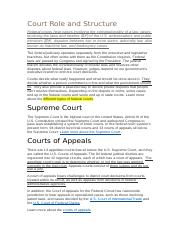 3.(3)Court Role and Structure