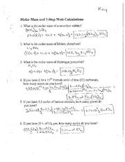 Mole Ratio Worksheet Answers - mole ratio worksheet answers n2/h2 ...