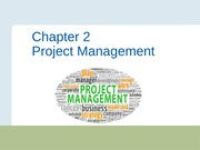 Ch 02_Project management_20150408