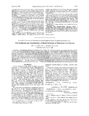 Orr 1956 The Synthesis and Identification of Block Polymers of Butadiene and Styrene