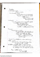 Ch. 11 Notes