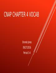 Cnap chapter 4 vocab.pptx