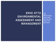 ENVE 4772 - EIA - Monitoring  2015 - with additional info