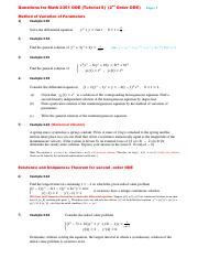 Questions for Math 2351 ODE and Application  (Tutorial 5)(Vertical).pdf