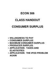 LL7 CONSUMER SURPLUS SLIDES
