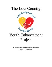 The Low Country Youth Enhancement Business Plan Class Project