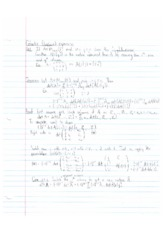 MATH 220 Lecture 3 Notes