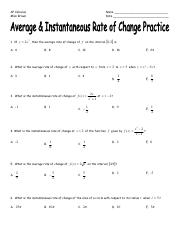 Implicit Differentiation Worksheet - AP Calculus Miss Brown/Miss ...