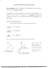 Continuum Mechanics Fundamentals
