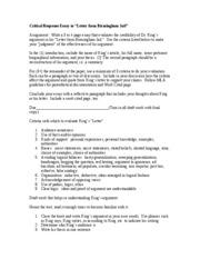 theme for english b essay
