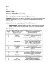 SCIE 210 SCIE210 Unit 3 Individual Project (AIU)