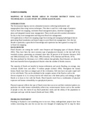 captain garths dissertation