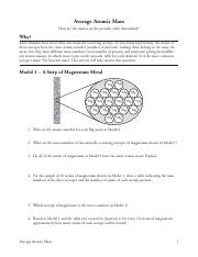 10 Average Atomic Mass-S.pdf