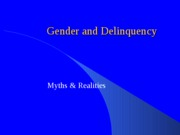 SOC 351_Lecture Notes_female delinquency trends