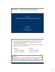 Fin210 Presentation Ch05 Leverage post pdf.pdf