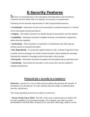 ESECURITY protocols_module 4.docx