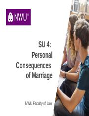 SU 4 Personal Consequences.pptx