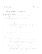 CH 105 Significant Figures Notes