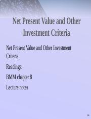 chapter+8+Net+present+value+and+other+investment+criteria