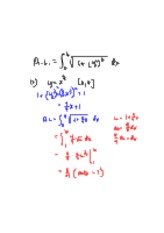 05-23 7_3 surface area and 7_4 arc length