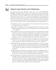 Optical Networks - _8_2 Optical Layer Services and Interfacing_95