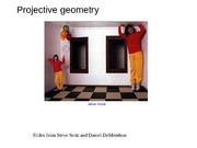 projective-geometry