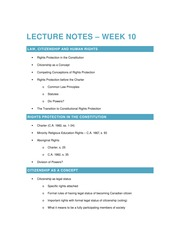 2014 11 19 Lecture Notes – Week 10