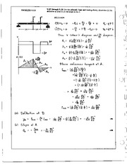 1139_Mechanics Homework Mechanics of Materials Solution