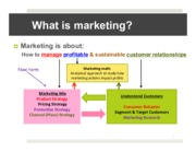 02 Why Marketing is Important