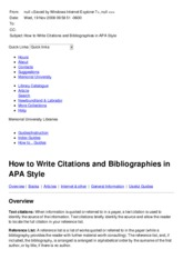 How_to_Write_Citations_and_Bibliographies_in_APA_Style