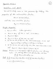 Stochastic Process Pages 51 to 88