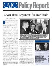 freetrade- arguements