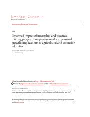 Perceived impact of internship and practical training programs on.pdf