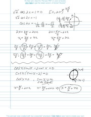 Square root of Trig Fuct Examples